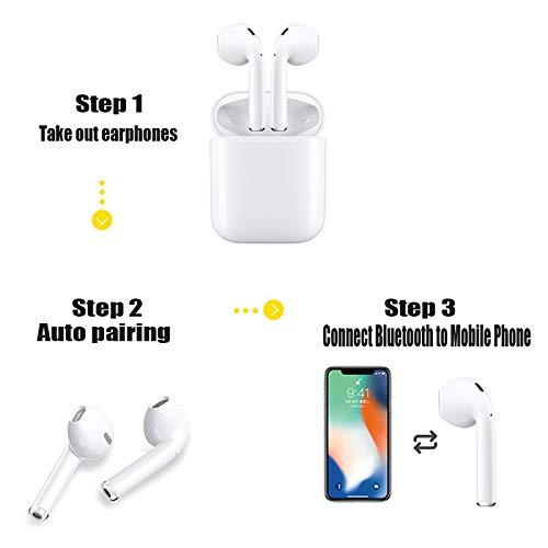 Styles Touch Control i13 TWS for Air pods Wireless 5.0 3D Super Bass Earphone