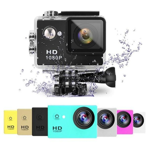 Ultra HD Action Camera With M 3 Smart Fitband Combos