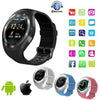 Y1 S Camera Wireless Bluetooth Smart Watch with Music Player