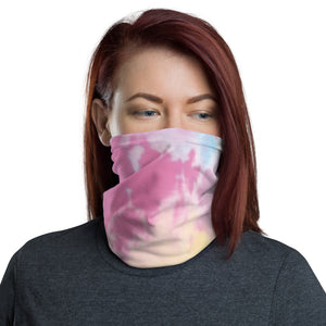 Tie Dye Face Mask/Neck Gaiter