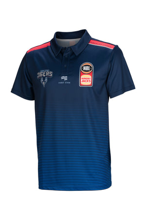 Adelaide 36ers 19/20 Official NBL Sublimated Polo