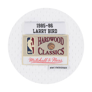 Boston Celtics 85-86 NBA Swingman Jersey - Larry Bird #33