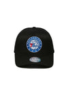 Philadelphia 76ers Team Colour Logo 110 Snapback Cap