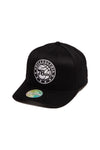 Philadelphia 76ers Black And White Logo 110 Snapback Cap