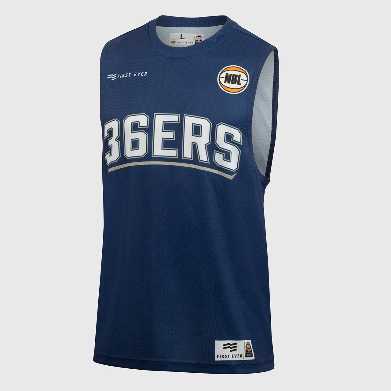Adelaide 36ers 18/19 Travel Muscle Tank