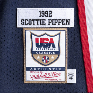 Mitchell & Ness USA '92 Basketball Scottie Pippen Authentic Jersey