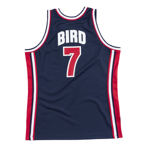 Mitchell & Ness USA '92 Basketball Larry Bird Authentic Jersey