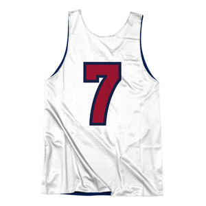 Mitchell & Ness USA '92 Basketball Larry Bird Reversible Jersey