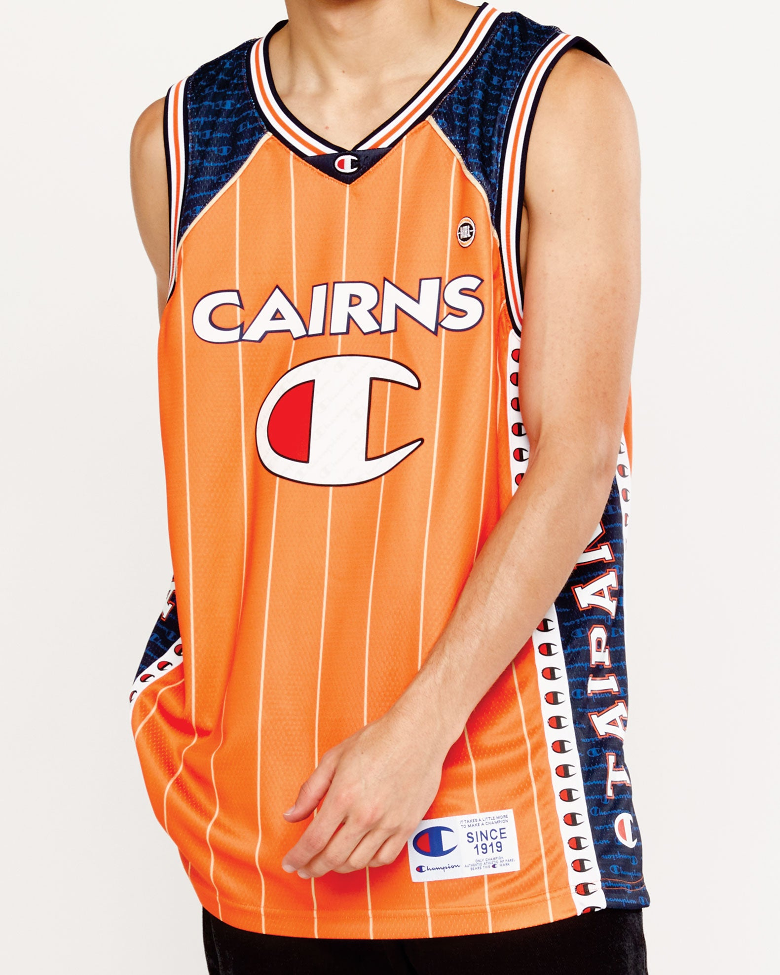 Cairns Taipans 20/21 Champion Fan Jersey