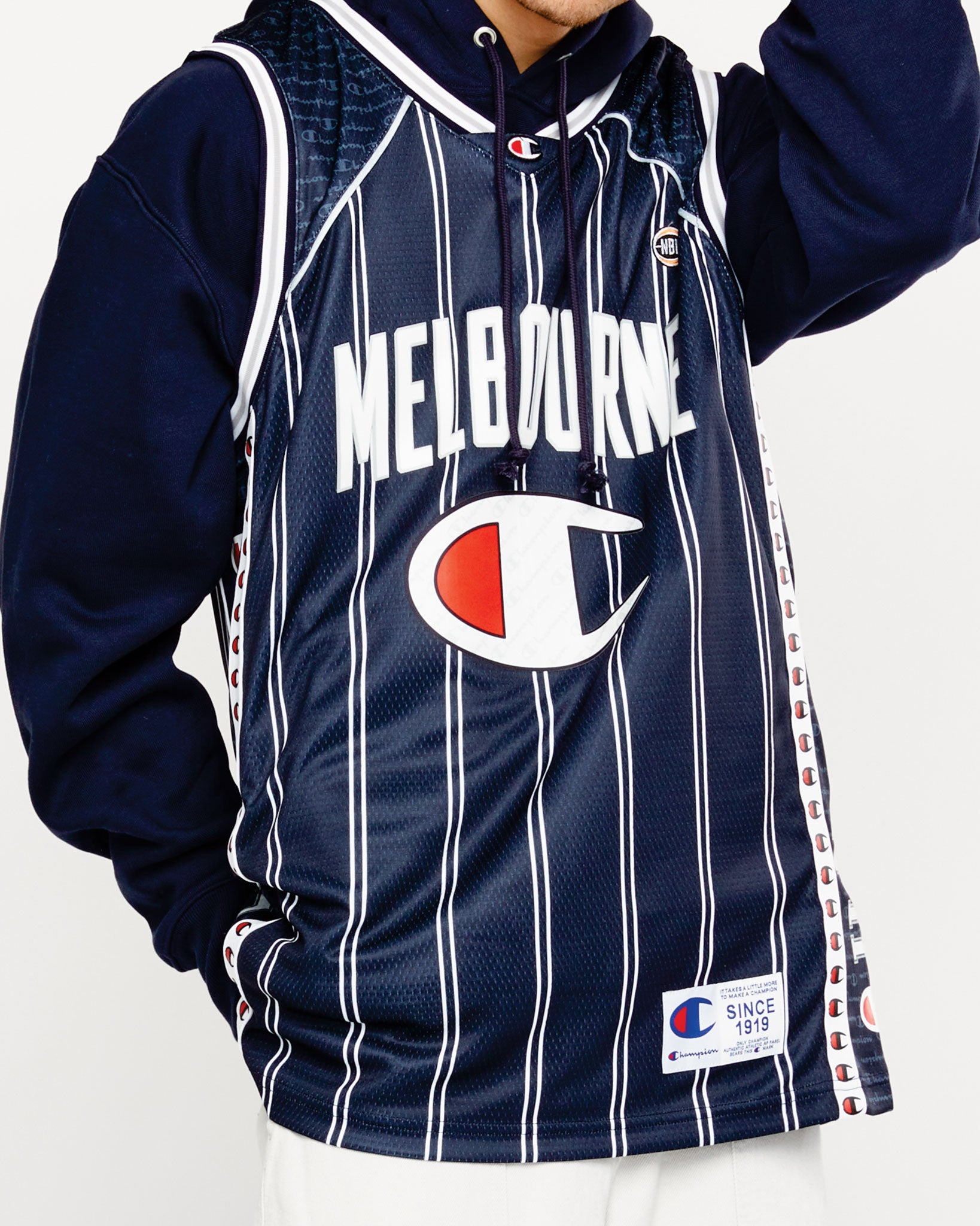 Melbourne United 20/21 Champion Fan Jersey