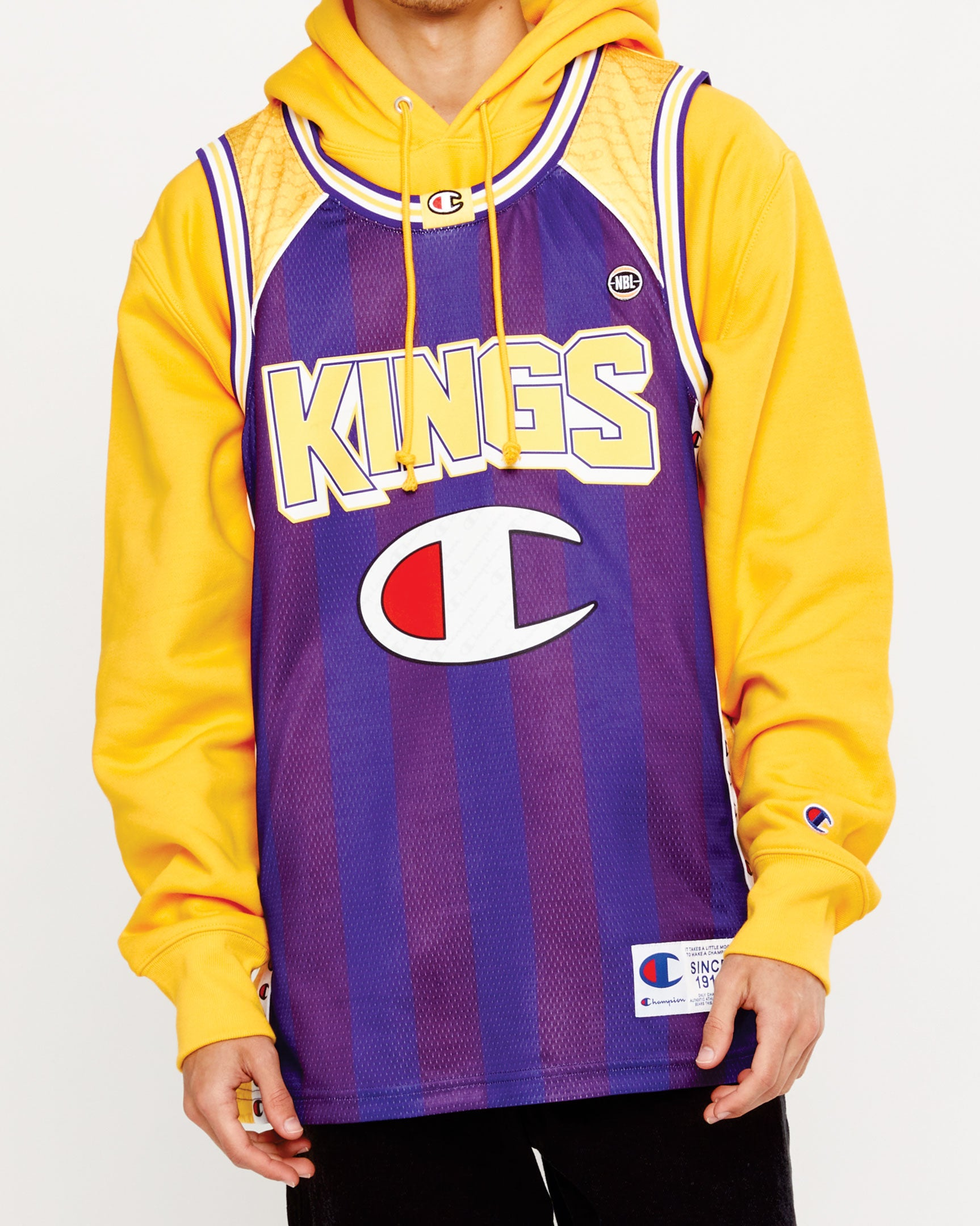 Sydney Kings 20/21 Champion Fan Jersey
