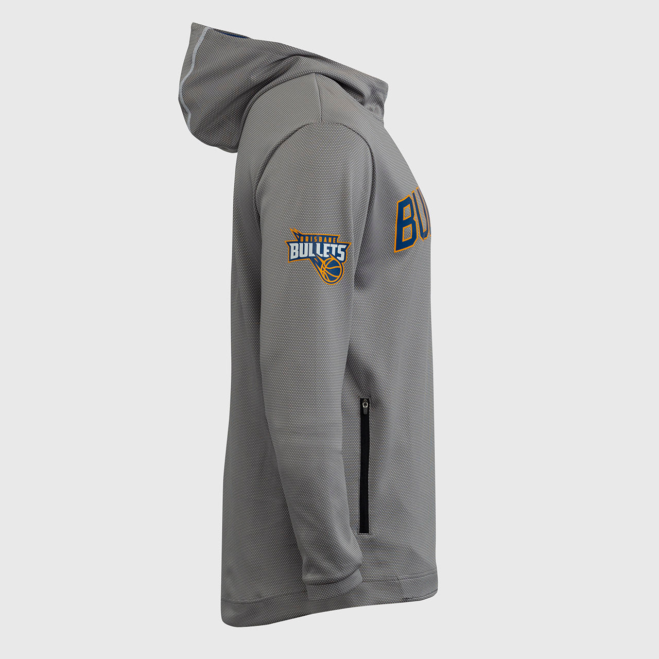 Brisbane Bullets 18/19 Training Performance Hoodie