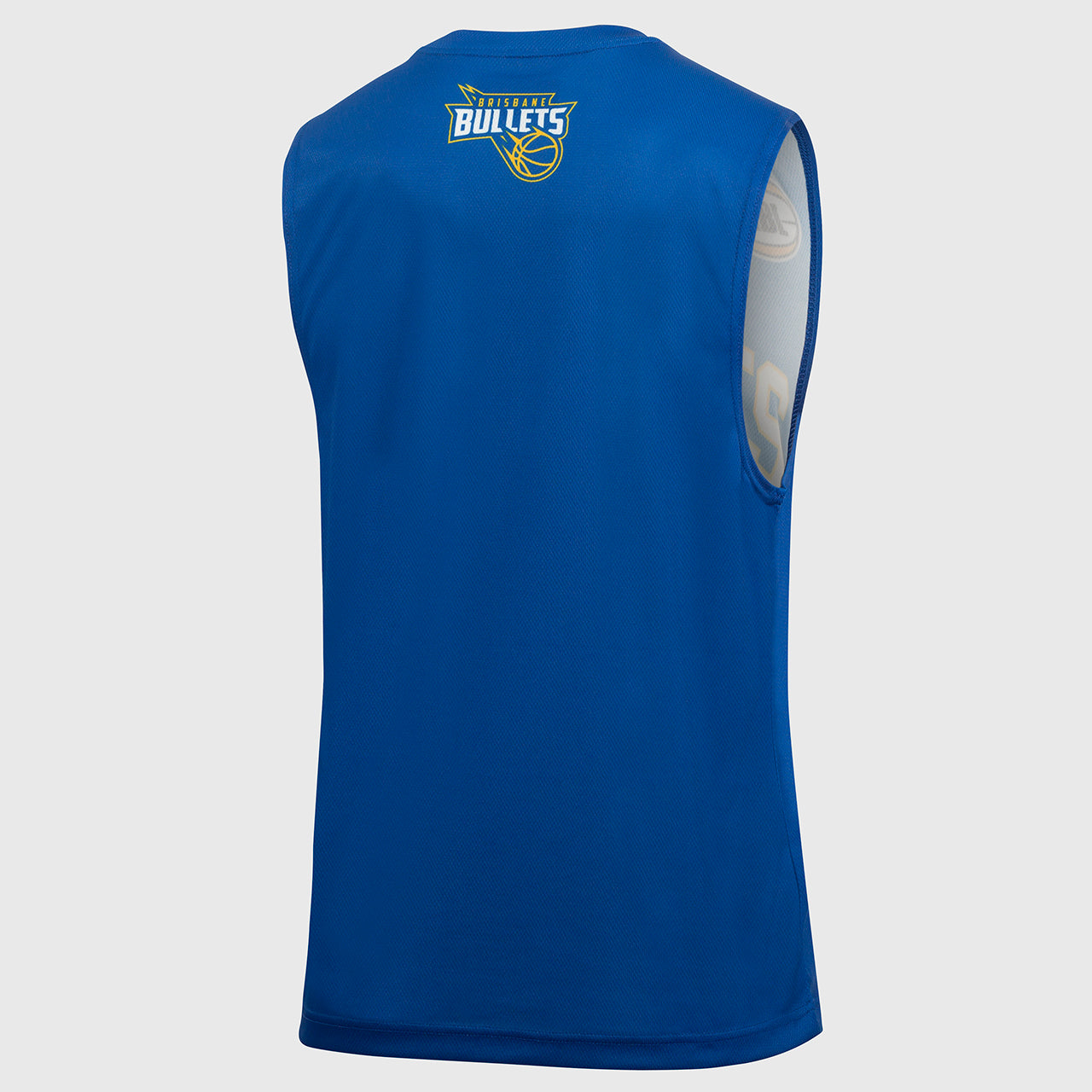 Brisbane Bullets 18/19 Travel Muscle Tank
