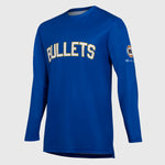 Brisbane Bullets 18/19 Long Sleeve Training T-Shirt