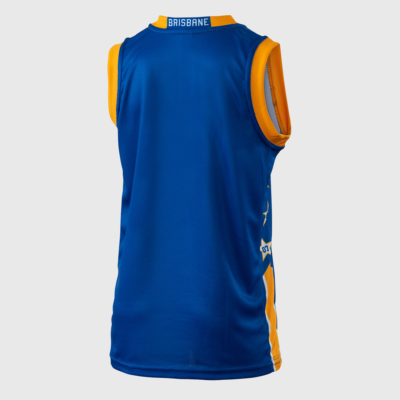 Brisbane Bullets 18/19 Youth Authentic Jersey