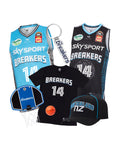 New Zealand Breakers 19/20 Big Bundle - RJ Hampton