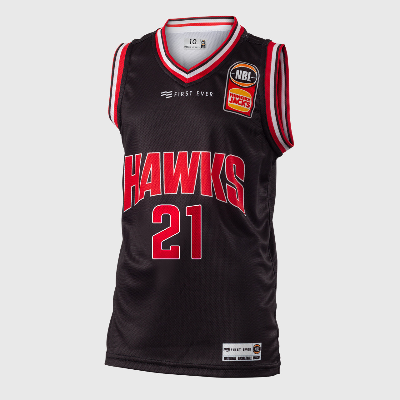Illawarra Hawks 18/19 Youth Authentic Jersey - Todd Blanchfield