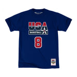Mitchell & Ness USA '92 Basketball Scottie Pippen SS T-Shirt