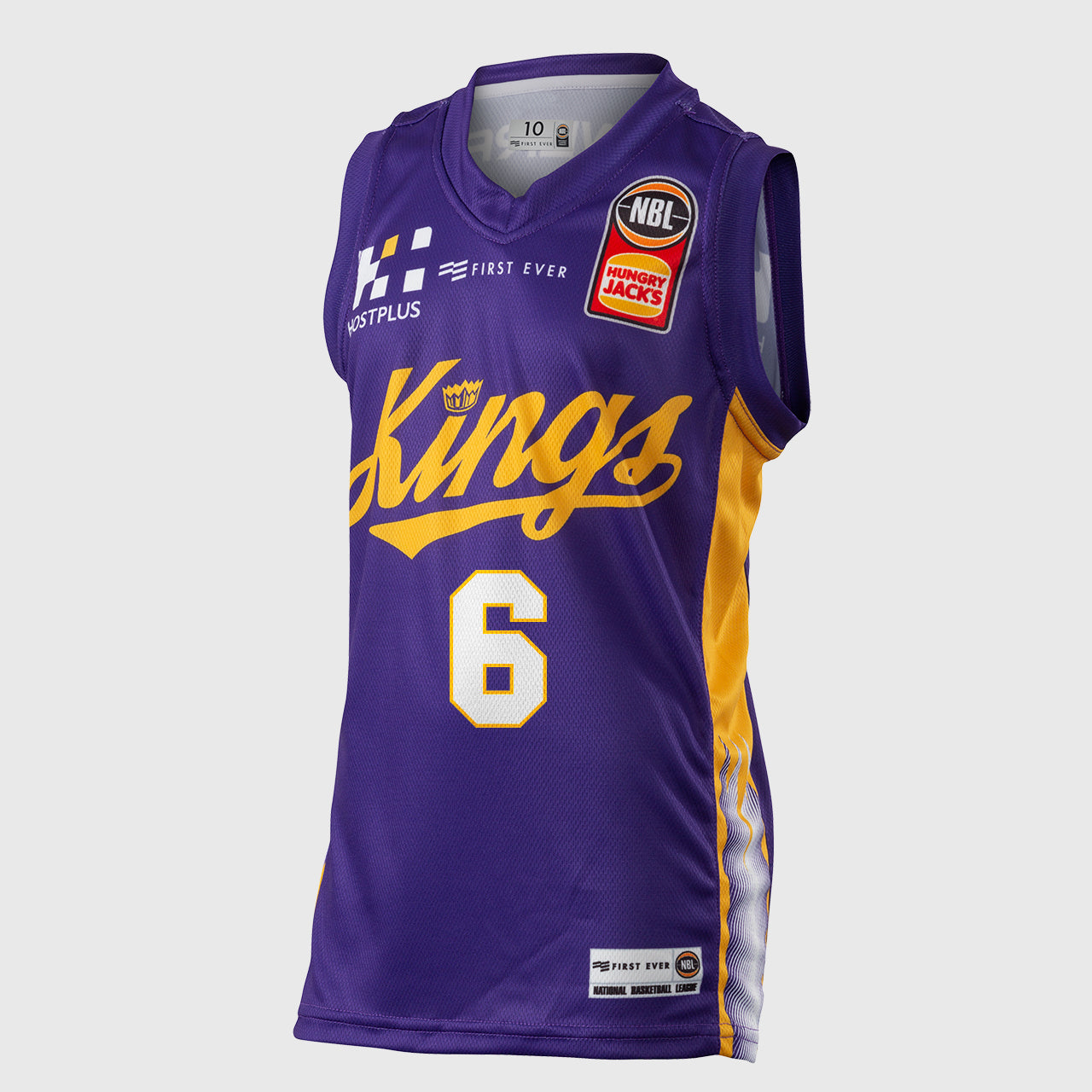 Sydney Kings 18/19 Youth Authentic Jersey - Andrew Bogut