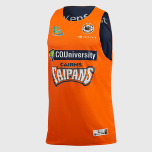 Cairns Taipans 18/19 Reversible Training Singlet