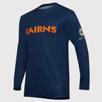 Cairns Taipans 18/19 Long Sleeve Training T-Shirt
