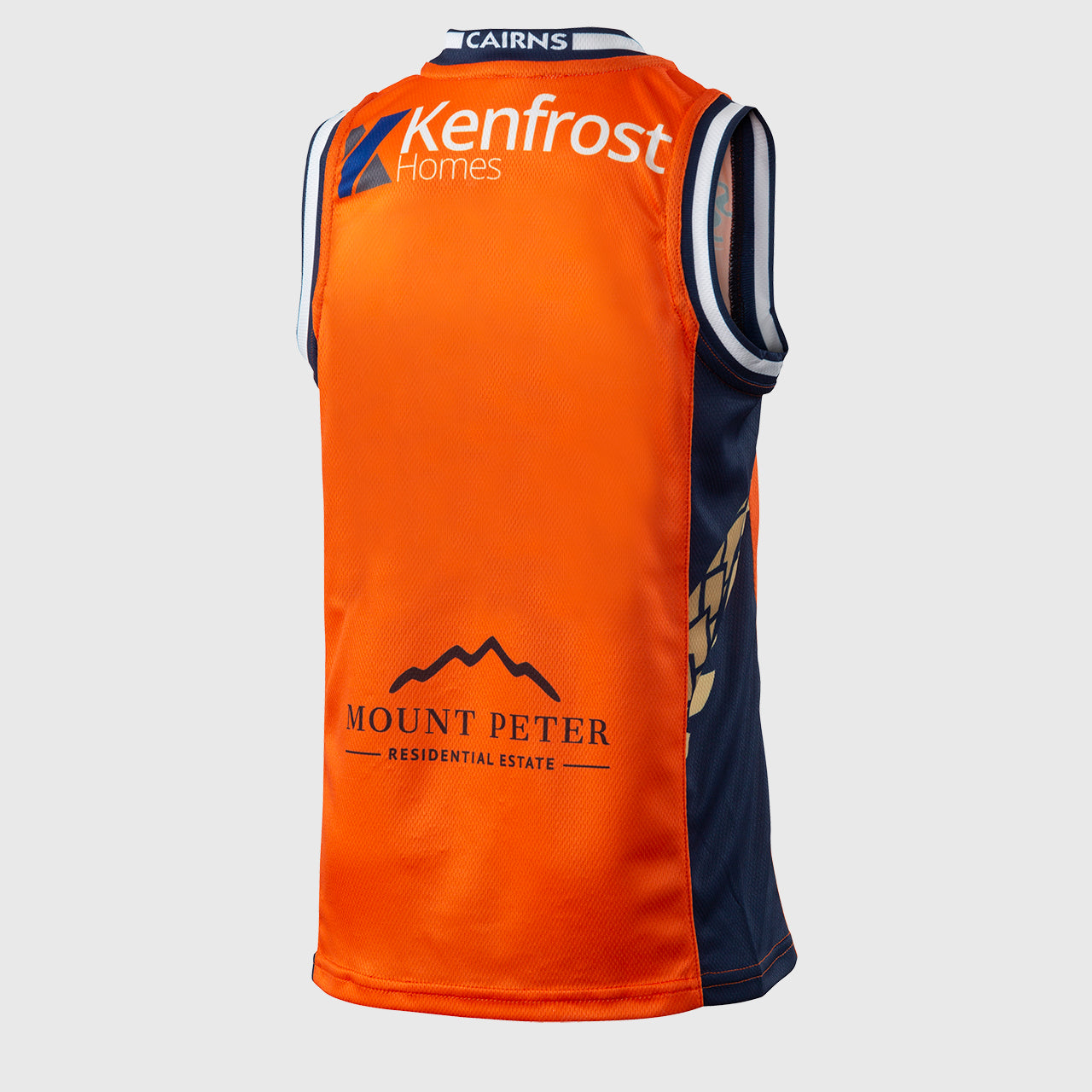 Cairns Taipans 18/19 Youth Authentic Jersey