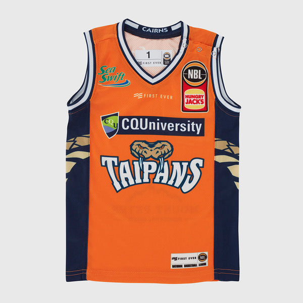 NBL Basketball 18//19 Devon Hall Cairns Taipans 18//19 Authentic Jersey