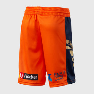 Cairns Taipans 18/19 Youth Authentic Shorts