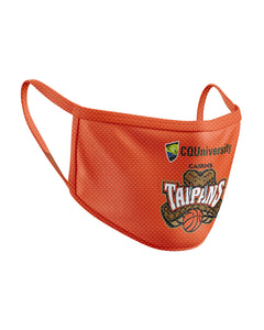 Cairns Taipans Face Mask