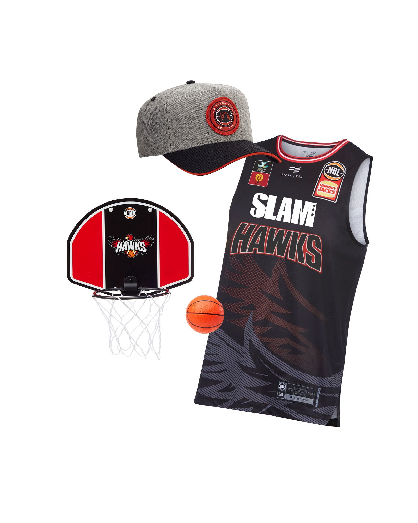 Illawarra Hawks 19/20 Dunks & Chill Bundle