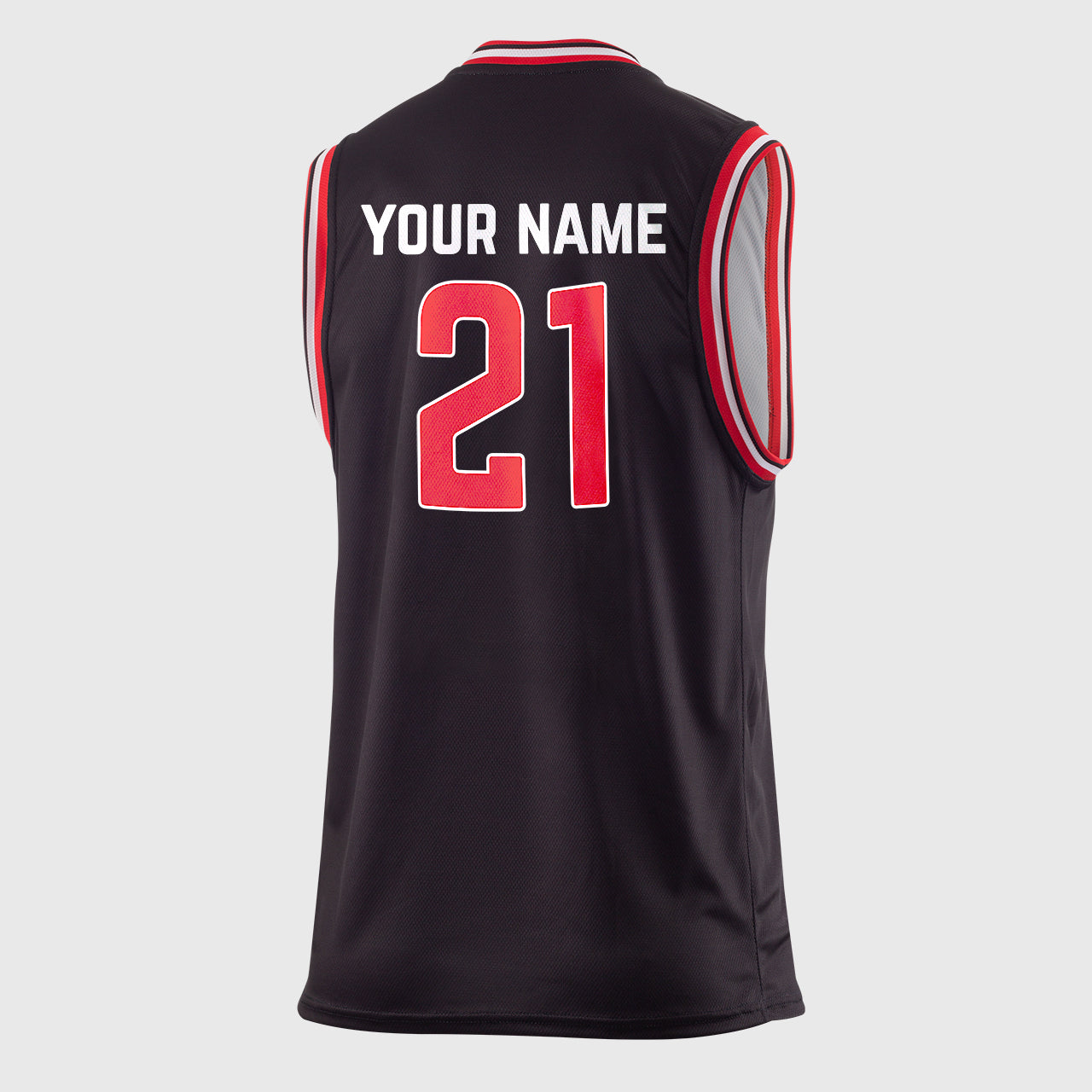 Personalised Illawarra Hawks 18/19 Authentic Jersey