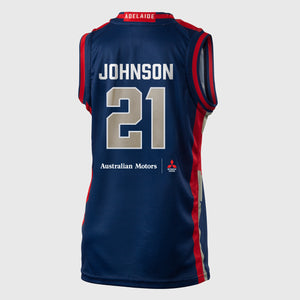 Adelaide 36ers 18/19 Youth Authentic Jersey - Daniel Johnson
