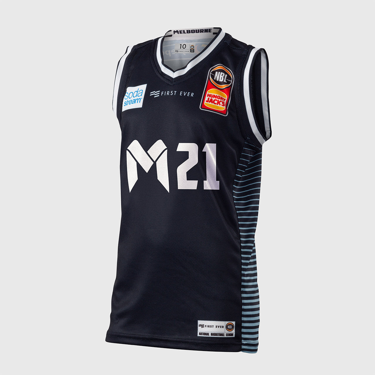 Melbourne United 18/19 Youth Authentic Jersey - Casper Ware Jr.
