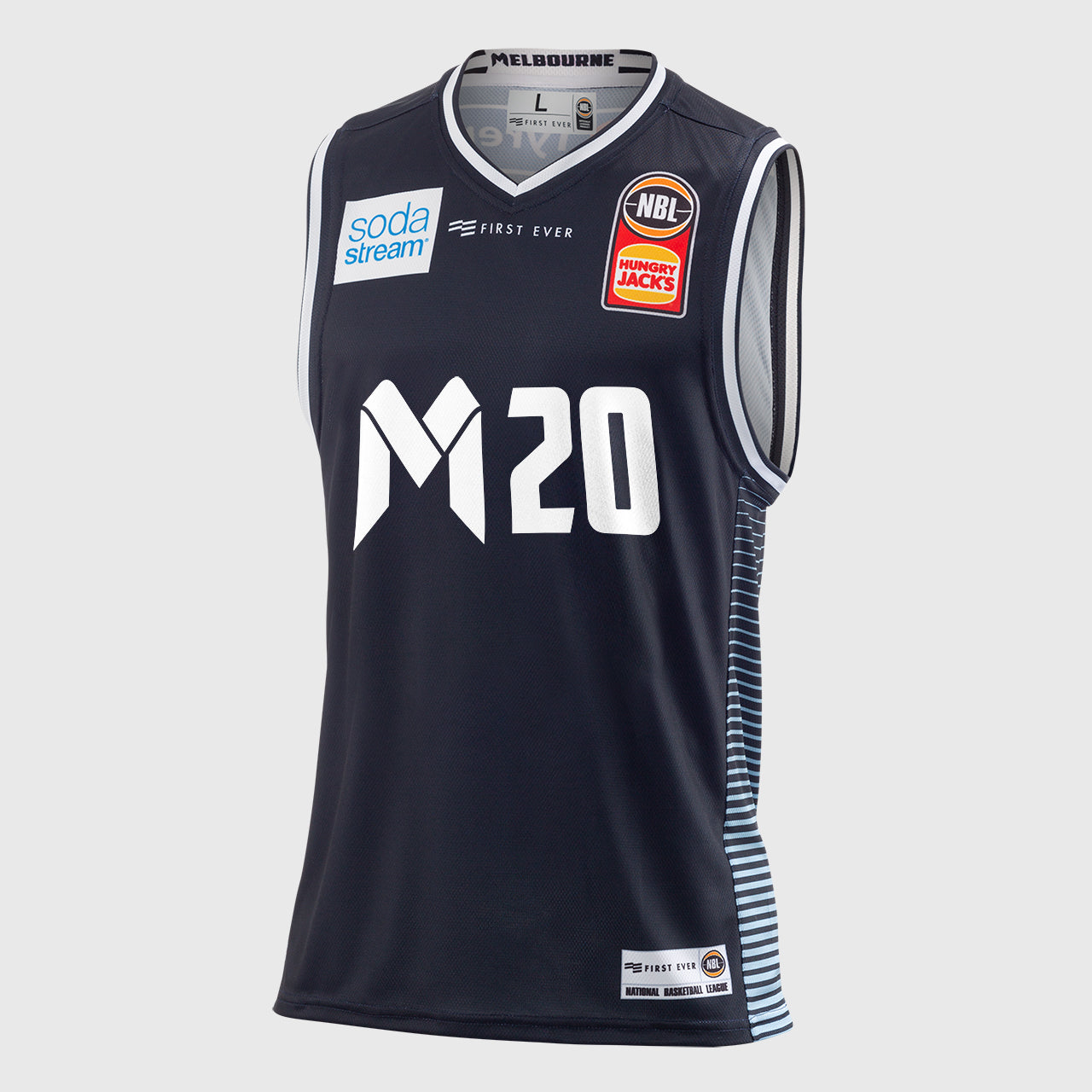 Melbourne United 18/19 Authentic Jersey - David Barlow