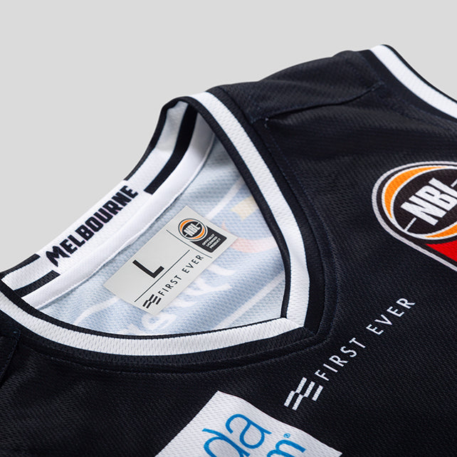 Melbourne United 18/19 Authentic Jersey - Mitch McCarron