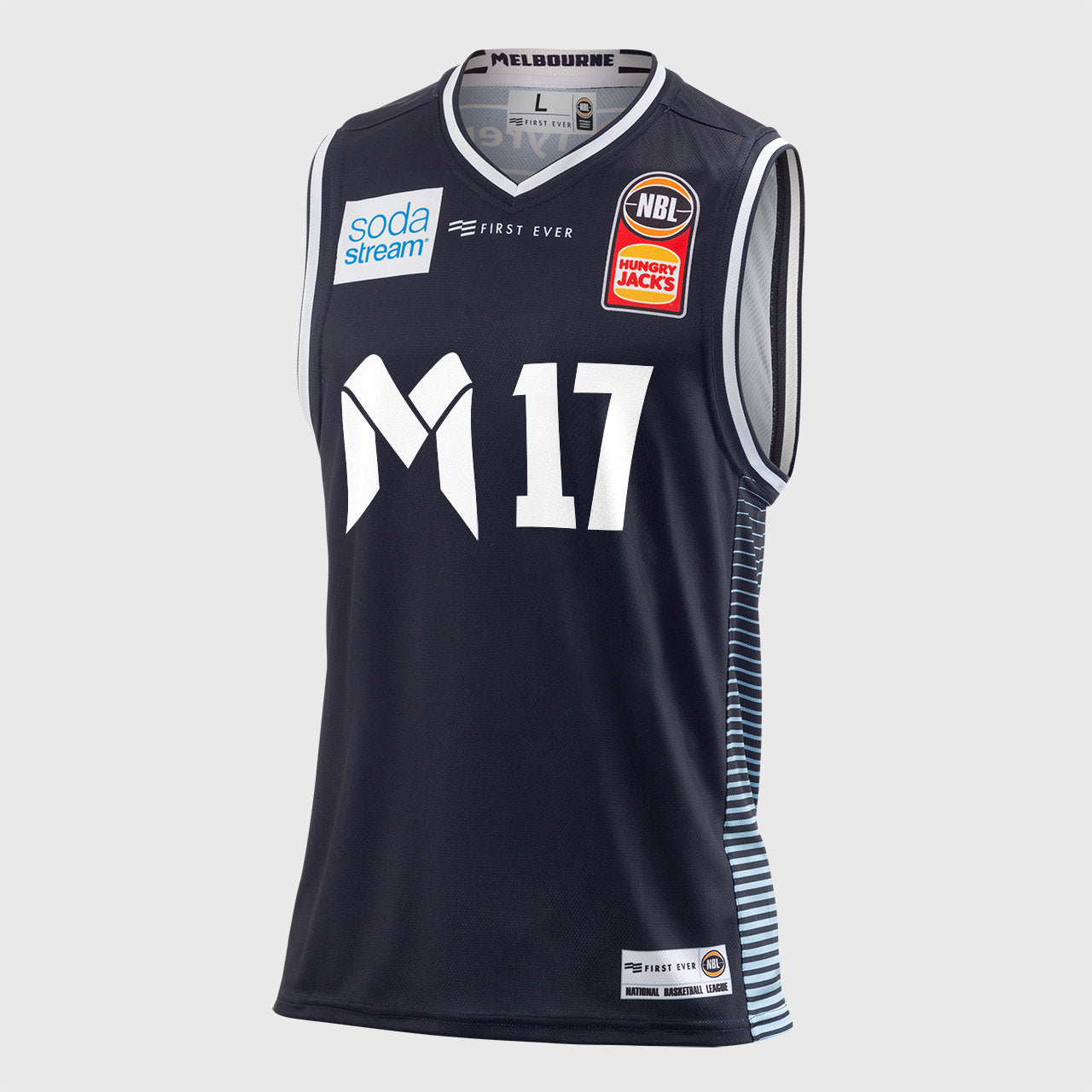 Melbourne United 18/19 Authentic Jersey - DJ Kennedy