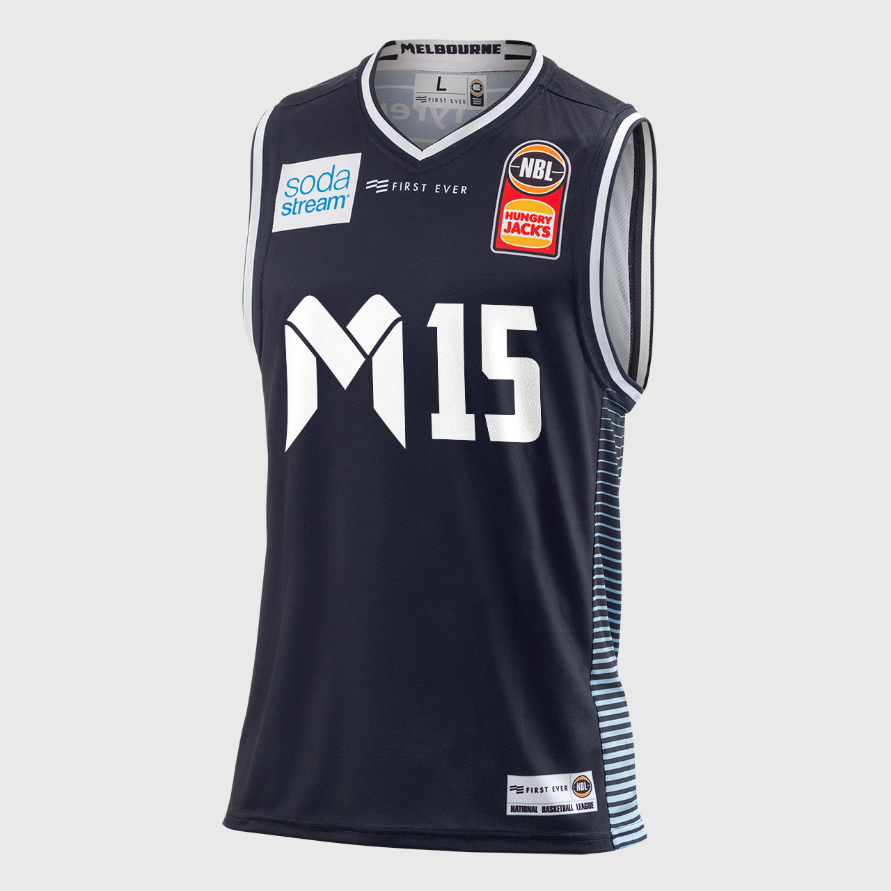 Melbourne United 18/19 Authentic Jersey - Daniel Trist