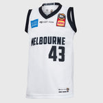 Melbourne United 18/19 Youth Authentic Away Jersey - Chris Goulding