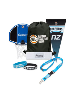 New Zealand Breakers Mega Baller Gift Pack