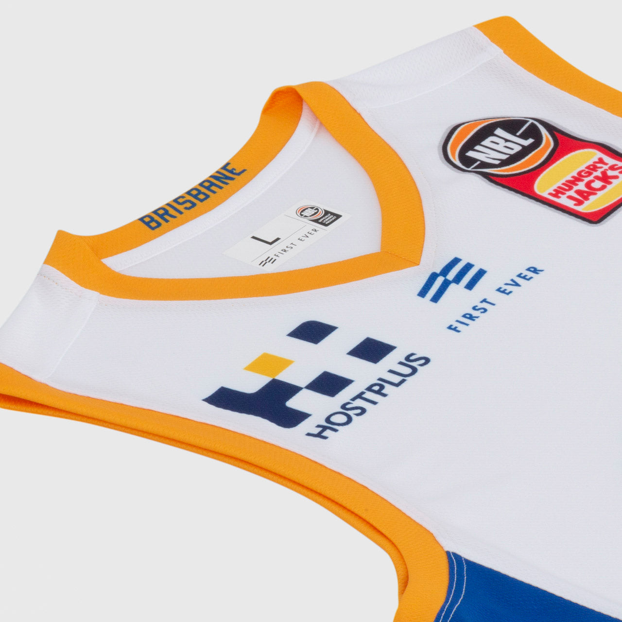 Brisbane Bullets 18/19 Authentic City Jersey