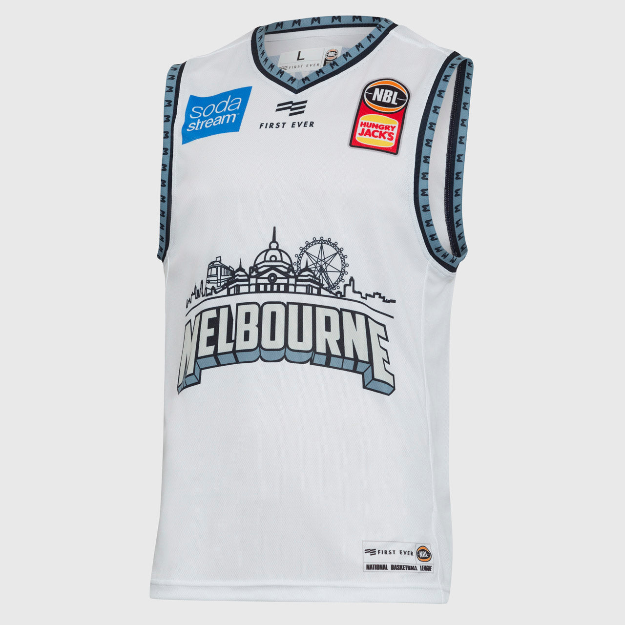Melbourne United 18/19 Authentic City Jersey