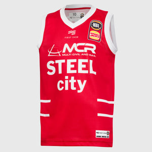 Illawarra Hawks 18/19 Youth Authentic City Jersey