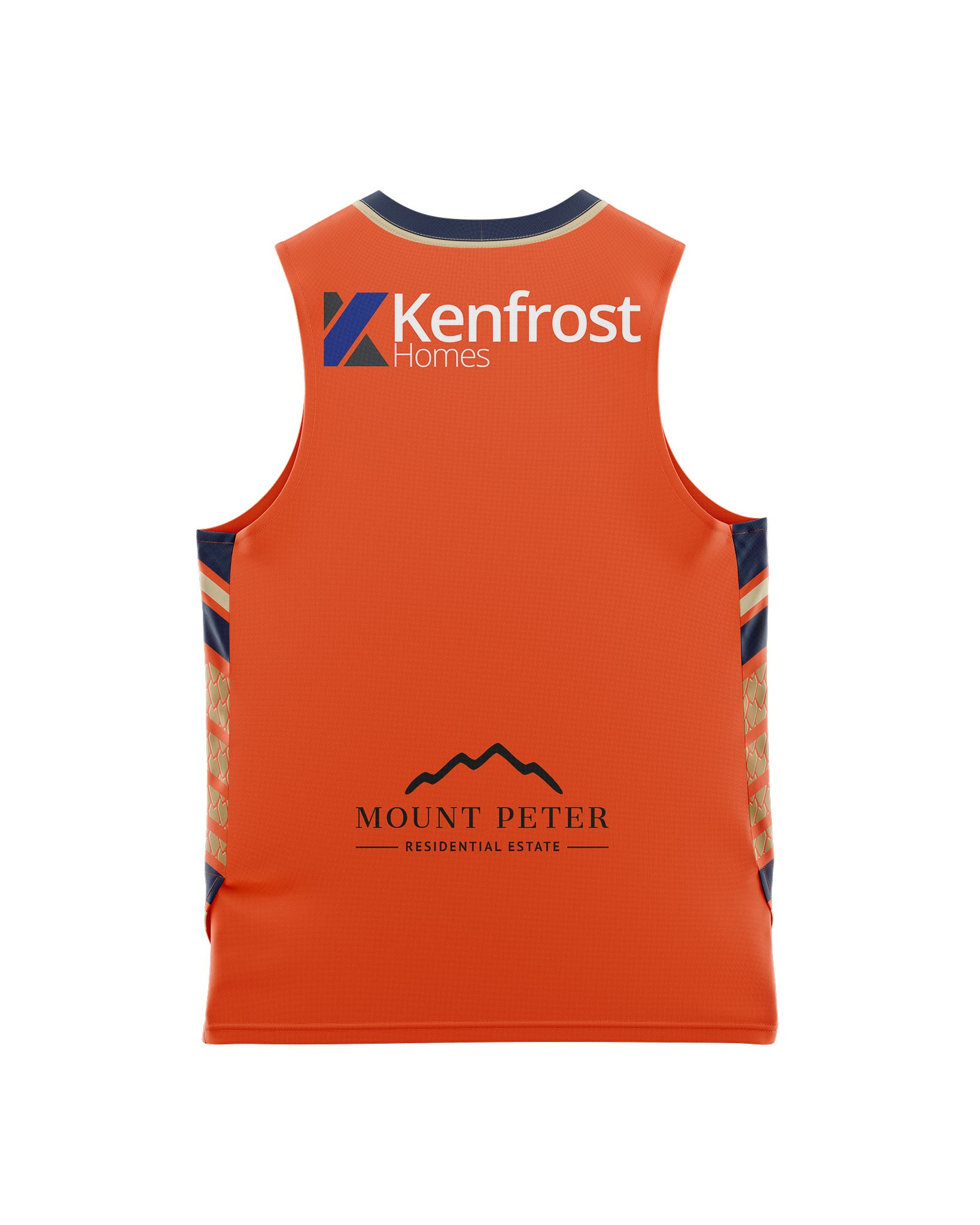 Cairns Taipans 20/21 Infant Authentic Home Jersey
