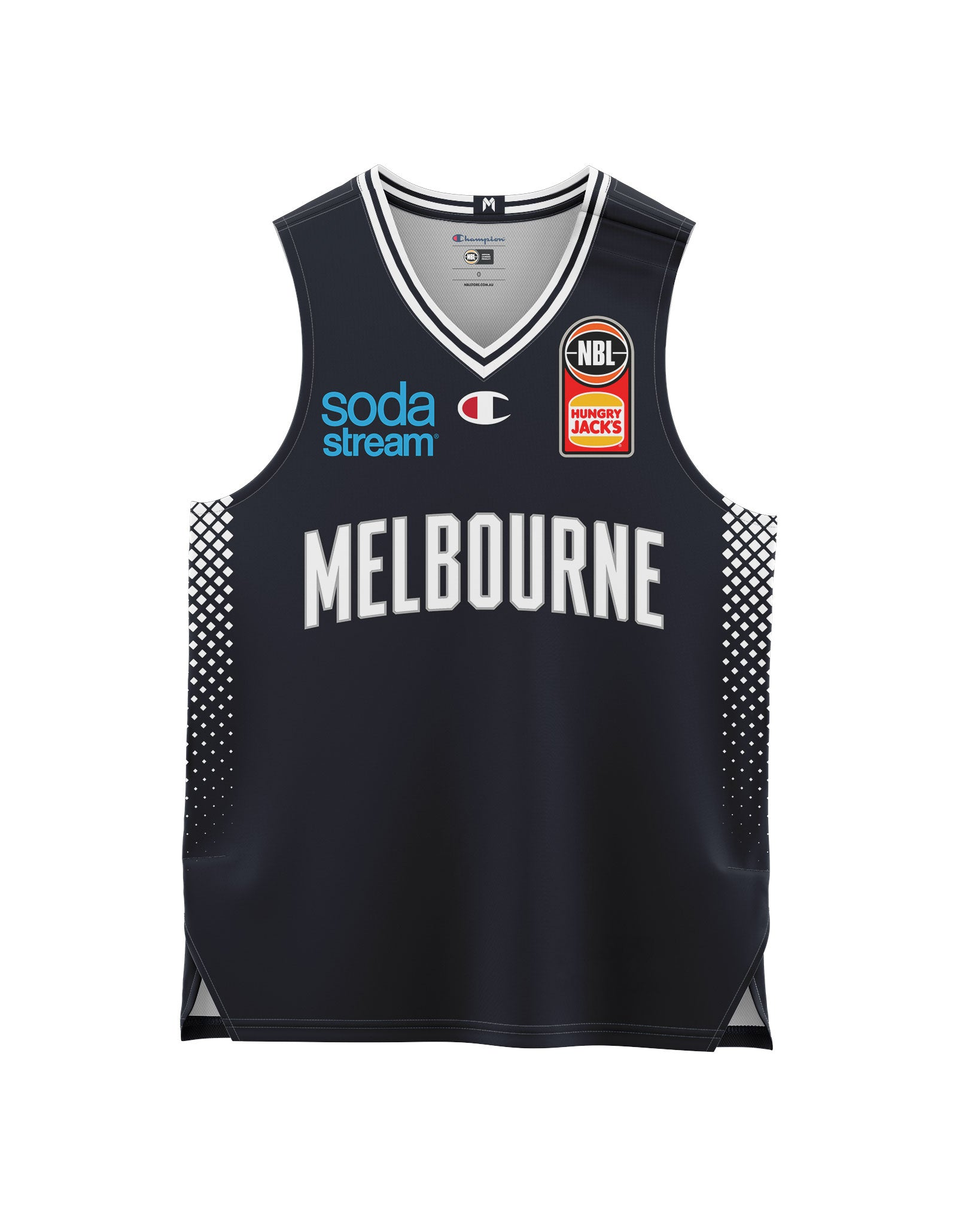 Melbourne United 20/21 Infant Authentic Home Jersey