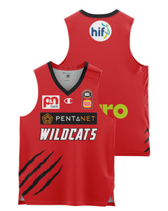 Perth Wildcats 20/21 Infant Authentic Home Jersey