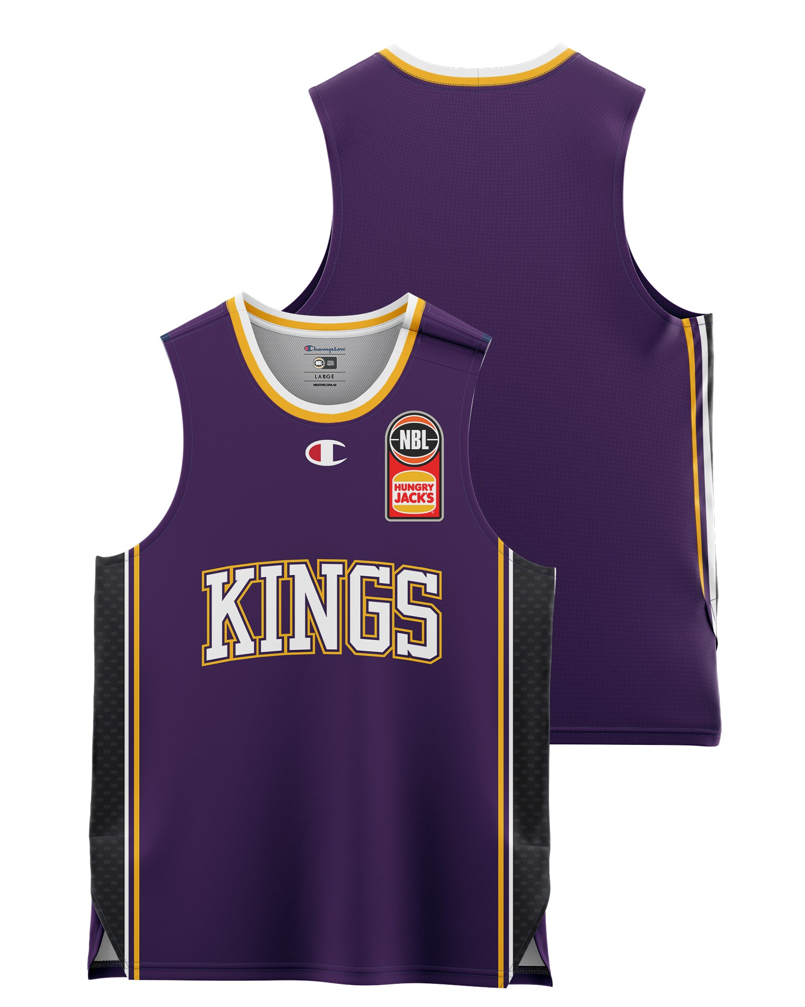 Sydney Kings 20/21 Infant Authentic Home Jersey