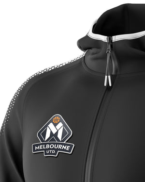 Melbourne United 20/21 Performance Zip Hoodie