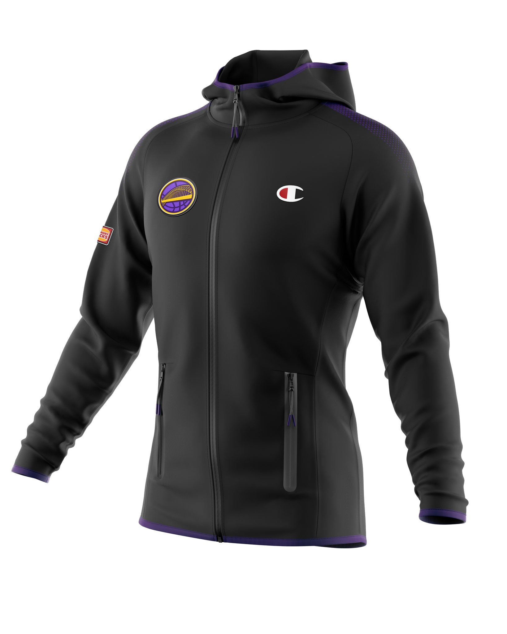 Sydney Kings 20/21 Performance Zip Hoodie