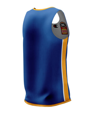 Brisbane Bullets 20/21 Reversible Training Jersey
