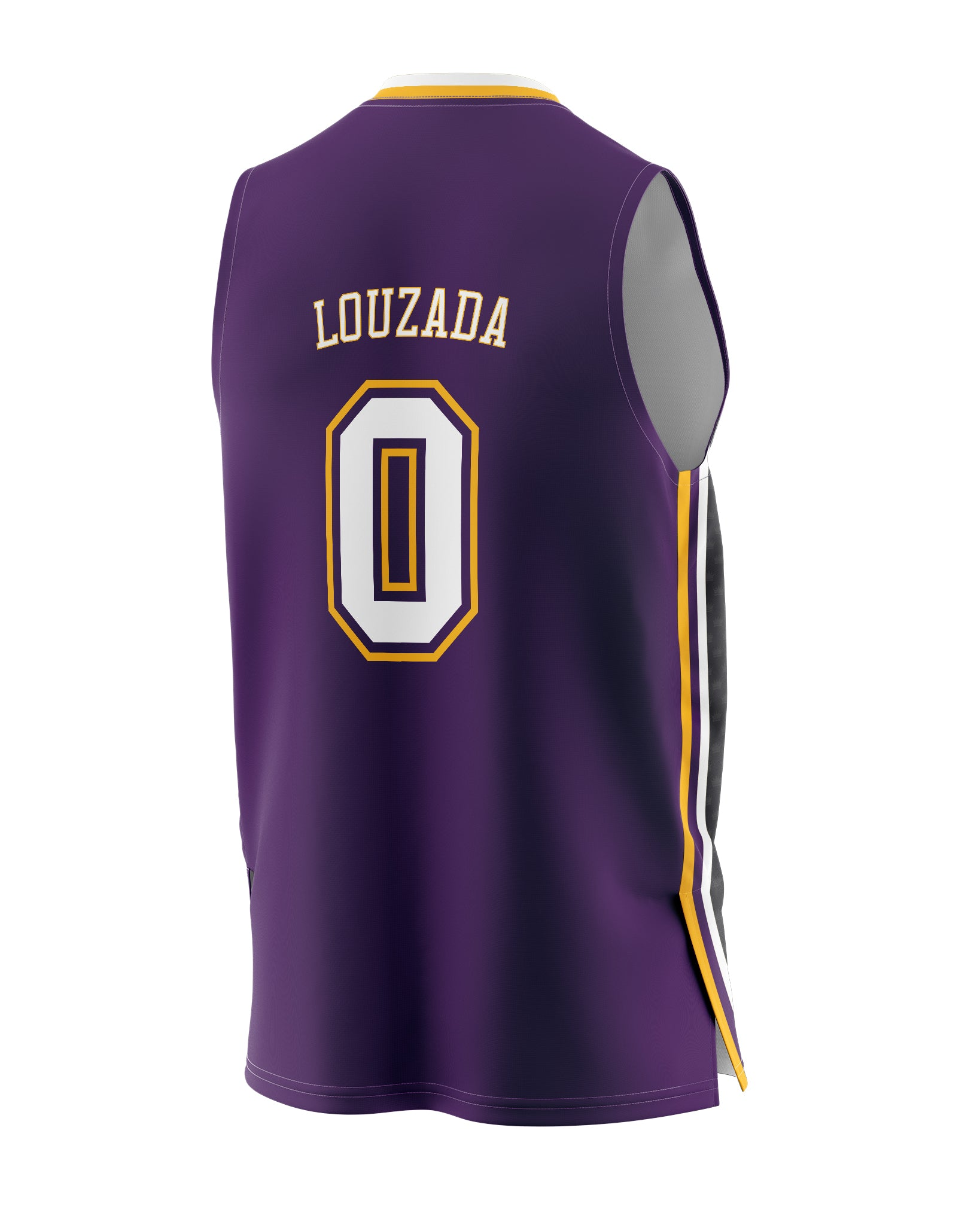 Sydney Kings 20/21 Authentic Home Jersey - Didi Louzada